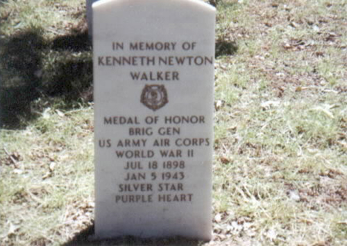 Arlington National Cemetery Memorial Marker