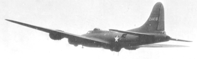 "B-17F ""San Antonio Rose"" 41-24458"
